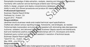 Business Objects Resume Get An Assignment Help Online resume in business objects Do my 22