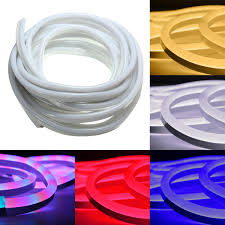Neon Rope Lights For Sale 10m 2835 Led Flexible Neon Rope Strip Light Xmas Outdoor Waterproof 220v