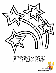 12 fireworks america at coloring pages for kids boys gif