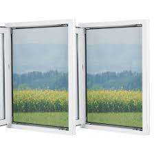 Moskitonetz 2er Set Für Fenster Mit Magnetbefestigung Easymaxx
