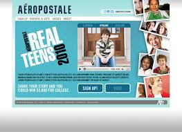 Policy aeropostale real teens 2010