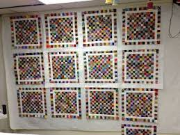 27 best Quilts - Postage Stamp images on Pinterest | Quilting ... & Life doesn't get much better than this . . .: Design Wall Monday Adamdwight.com