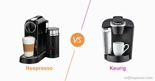 Keurig Model Comparison Chart Nespresso Vs Keurig Which One Should You Choose Coffeegearx