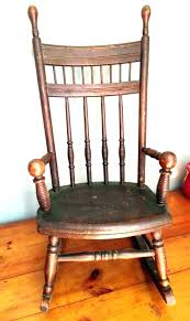 wooden rocking chair vintage baby n toddler toy wood toddl