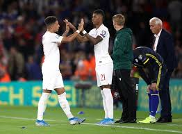 Rashford, sancho and saka missed from the spot in sunday's shootout, ending england's hopes of winning a trophy on home soil. Jadon Sancho Could Be Key To England Victory Over Germany Says Marcus Rashford Newschain