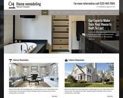 Websites Designs For Renovation Adorable Home Interior Design Websites Remodelling