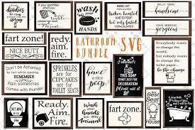 Free svg image & icon. Bathroom Sign Svg Bundle Funny Bathroom Svg Svg Designs Bathroom Signs Bathroom Humor Svg