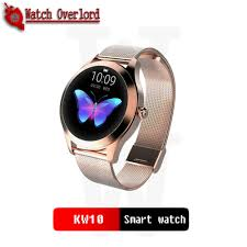 <b>IP68 Waterproof</b> KW10 Smart Watch <b>Women Lovely Bracelet</b> Heart ...