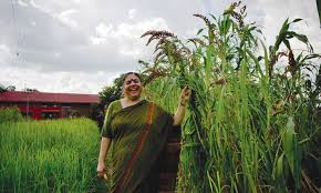 Vandana Shiva Everything I Need To Know I Learned In The Forest By