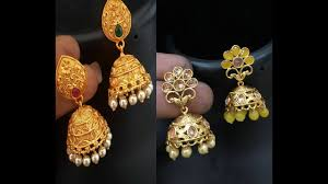 Artificial Jhumka Designs With Price Best Jhumki Design Collections Jhumka Earrings Online Gold Jhumka Earrings