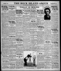 The Rock Island Argus from Rock Island, Illinois on November 4, 1937 · 15