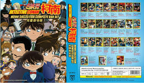 DVD Detective Conan Movie Collections Movie 1-25 + Special ENG SUB All  Region 9555329259796