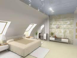 Kleines Schlafzimmer Mit Schräge Einrichten Zuhause Image Ideas