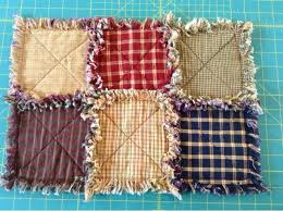 Mrs P's Amherst, Nova Scotia: Rag quilt...perfect for beginners!... & Ta da! Except, I noticed my finger went though where it had been 'over'  clipped and another couple of side seams were not as strong- probably more  of the ... Adamdwight.com