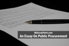 Positive and negative effects of globalization   My Essay Point My Essay Point essay on public procurement