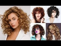 Hairstyles For Frizzy Hair 91 Best Curly Hairstyles For Short Long Medium Hair 24 Trend Hair Style Ideas