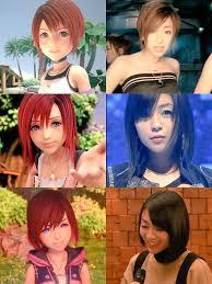 キングダムハーツ3カイリの髪形は宇多田ヒカルがモデルだった比較