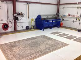 area rug pick up drop off service expert rug spa state of the art rug cleaning factory