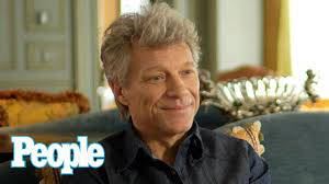 The hub of hope continues to provide essential services to those who need it most throughout the pandemic. Jon Bon Jovi On Shielding His Kids From Fame People Now People Youtube