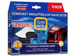 Купить Комплект <b>фильтров Top House TH</b> 002SM для пылесосов ...