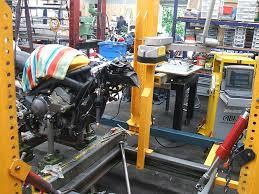 triumph 675 frame repair