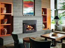 wood burning stove insert fireplace s prefab inserts for fireplaces