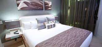 Master Bedroom On Suite Two Bedroom Suite Oceans Mooloolaba Resort