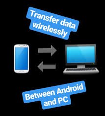 Transfer Data From Pc To Pc Android Apps That Transfer Data Wirelessly Between Android And Pc