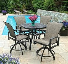 patio furniture bar set stunning bar height patio sets patio decor inspiration patio furniture bar height