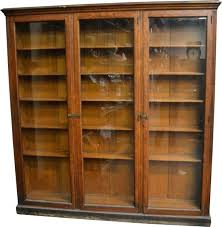 library bookcases with glass doors library bookcase with glass doors large wood 3 glass door library library bookcases with glass doors