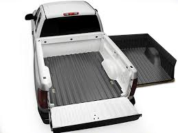 Weathertech Sierra UnderLiner Bed Liner - Black S501074 (07-13 ...