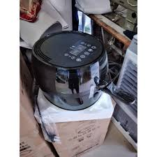 Nồi chiên không dầu điện tử Yidpu YD-215 - Inverter 1350W - 7L bảo hành 12  tháng