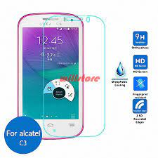 For Alcatel Pop C3 Tempered Glass ...