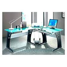 corner desk glass staples glass desk picturesque computer desk staples design glass top modern graphite corner