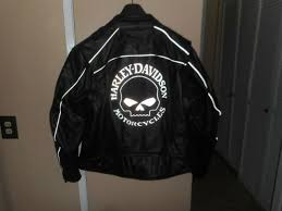 harley davidson men s willie g reflective black leather jacket 3xl 98099 07vm