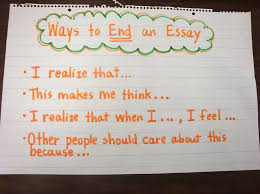 images about essay writing on pinterest   teachers     day  no    sentence stems for endings