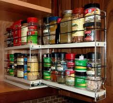Beautiful Amazon Kitchen Cabinet Doors Winsome Choosing Spice Racks For Cabinets With Design