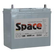 <b>Space</b> 6CT-55-asia | <b>АКБ</b>-центр аккумуляторы оптом и в розницу