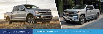 2019 Ford F-150 vs. The Competition | Sanderson Ford | Phoenix AZ