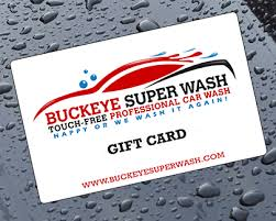 Business Gift Cards With Logo Car Wash Gift Cards Make Great Gifts