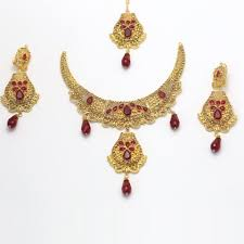 Gold Set Design 2019 In Pakistan Jewelry Sets Online In Pakistan Necklace Rings