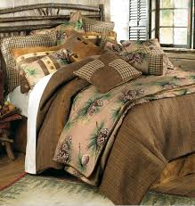crestwood pinecone bedding set