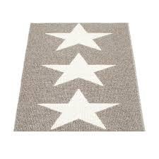 pretty design star rug nice decoration viggo star rug 150x70cm