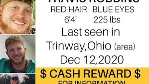 Mother searching for son last seen in Trinway