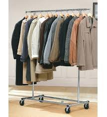 Commercial Coat Racks On Wheels Wardrobes Portable Wardrobe Closet On Wheels Commercial Garment 24