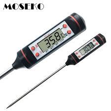 <b>TP101 Food</b> BBQ <b>Cooking</b> Probe LCD <b>Digital</b> Thermometer Roast ...