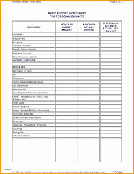 Child Care Budget Template 15 Simple Monthly Budget Template Proposal Reviewdaycare Budget