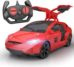 AIOJY Tesla <b>Electric</b> Toy Car <b>Children's</b> Wireless <b>Remote</b> Control ...