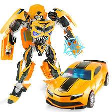 <b>Робот</b>-<b>трансформер</b> стальной *Бамблби* 30 см - J8069 | <b>роботы</b> ...