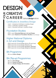 Graphic Design Level 4 Fashion Design Institute